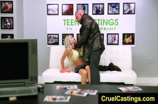 Marsha May попала на БДСМ порно в прямом эфире