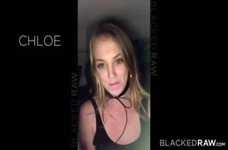 Тусовщица Chloe Scott нагуляла себе в дырку большой член